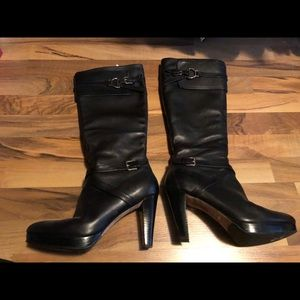 Cole Haan Knee High Boots, size 7